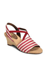 A2 by Aerosoles Boyzenberry Wedge Sandals