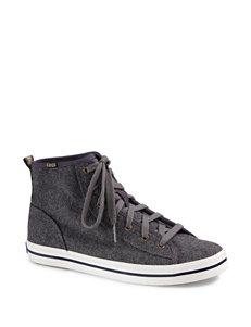 Keds® Kickstart High Top Lace-up Shoes