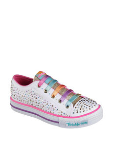 Skechers® Twinkle Toes Twirly Sneakers – Girls 11-3