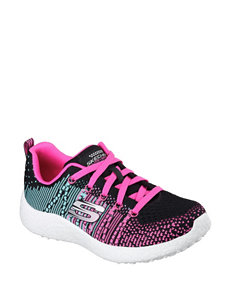 Skechers® Burst Ellipse Athletic Shoes – Girls 11-3