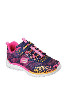 Skechers® Nebula Athletic Shoes – Girls 11-3