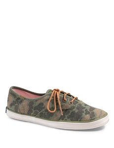 Keds® Champion Camo Ripstop Oxfords Shoes