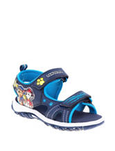 Nickelodeon Paw Patrol Sandals – Toddler Boys 7-12