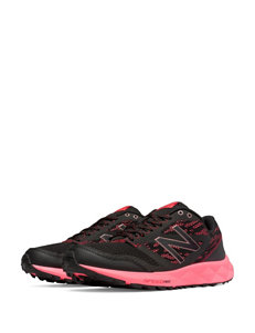 New Balance Black / Pink