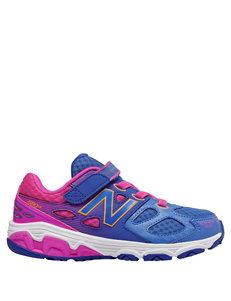 New Balance 680v3 Athletic Shoes – Girls 11-3