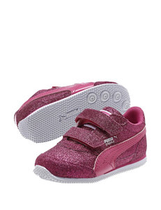 Puma® Steeple Glitz Glam V Athletic Shoes – Toddler Girls 5-10