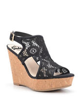 Fergalicious by Fergie Valeria Wedge Sandals