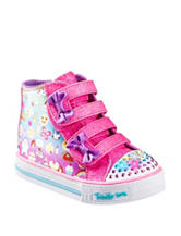 Skechers® Twinkle Toes: Shuffles Chat Time Shoes – Toddler Girls 5-10