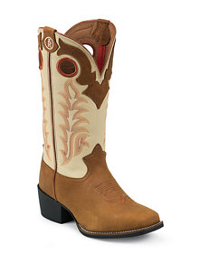 Tony Lama 3R Rojo Bridle Western Boots – Toddler Girls 8-13