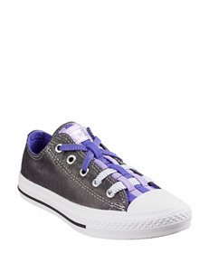 Converse® Chuck Taylor All Star Loopholes Oxford Shoes – Girls 11-3