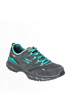 Skechers Grey / Teal