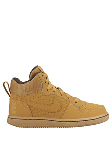 Nike Court Borough Mid Casual Shoes – Boys 11-3