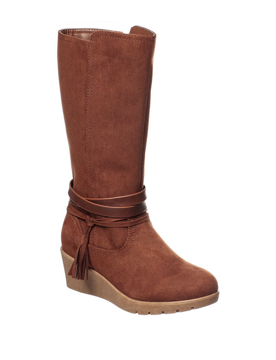 143 Girl Brown Ankle Boots & Booties