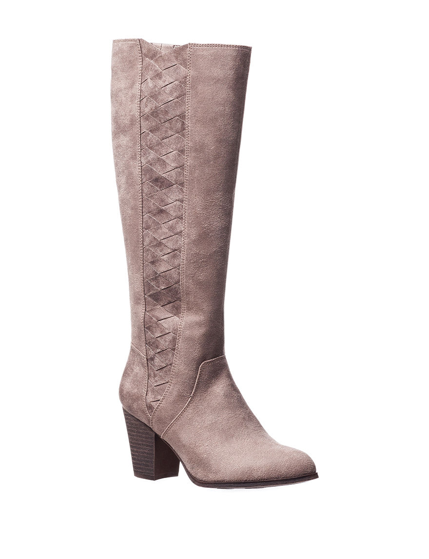 Fergalicious by Fergie Brown Riding Boots