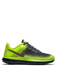 Nike Flex Run Shield Athletic Shoes