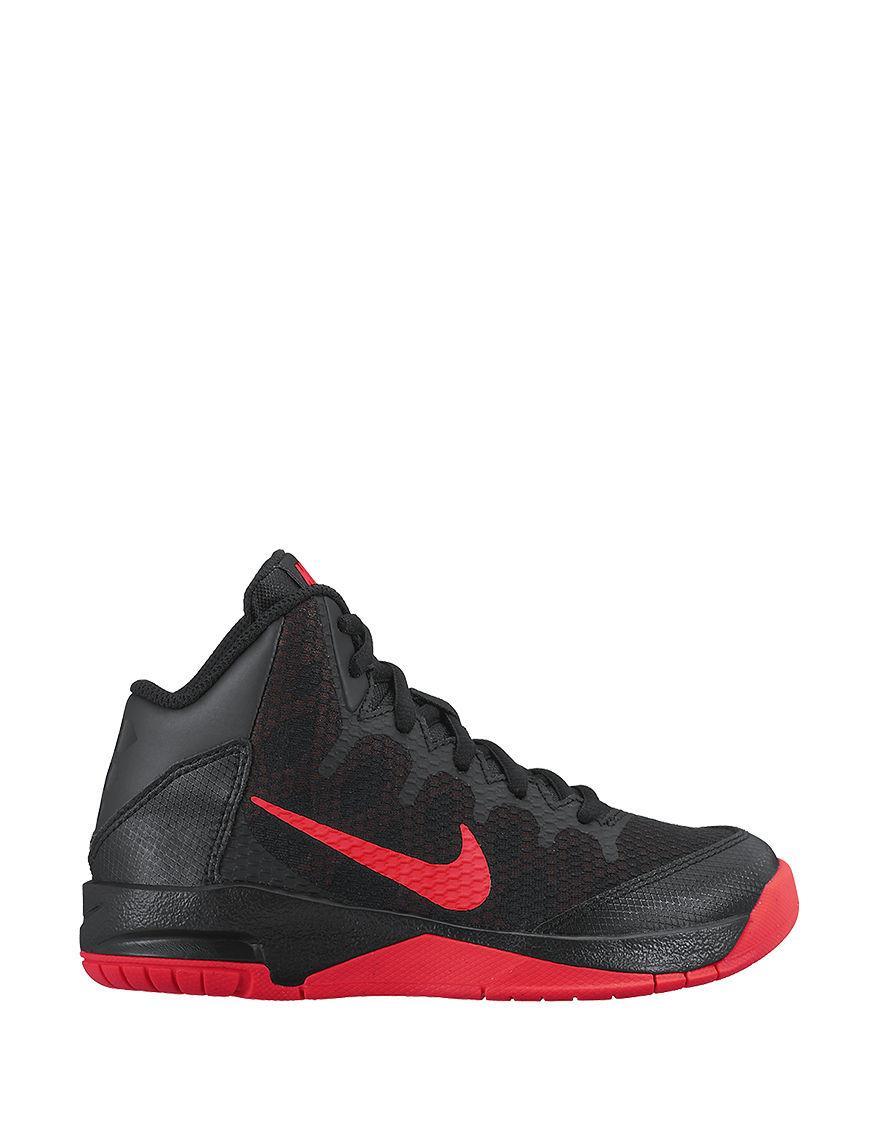 Nike Black / Coral