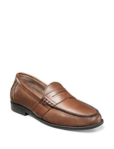 Nunn Bush Kent Slip-on Shoes