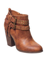 XOXO Karyn Heeled Booties