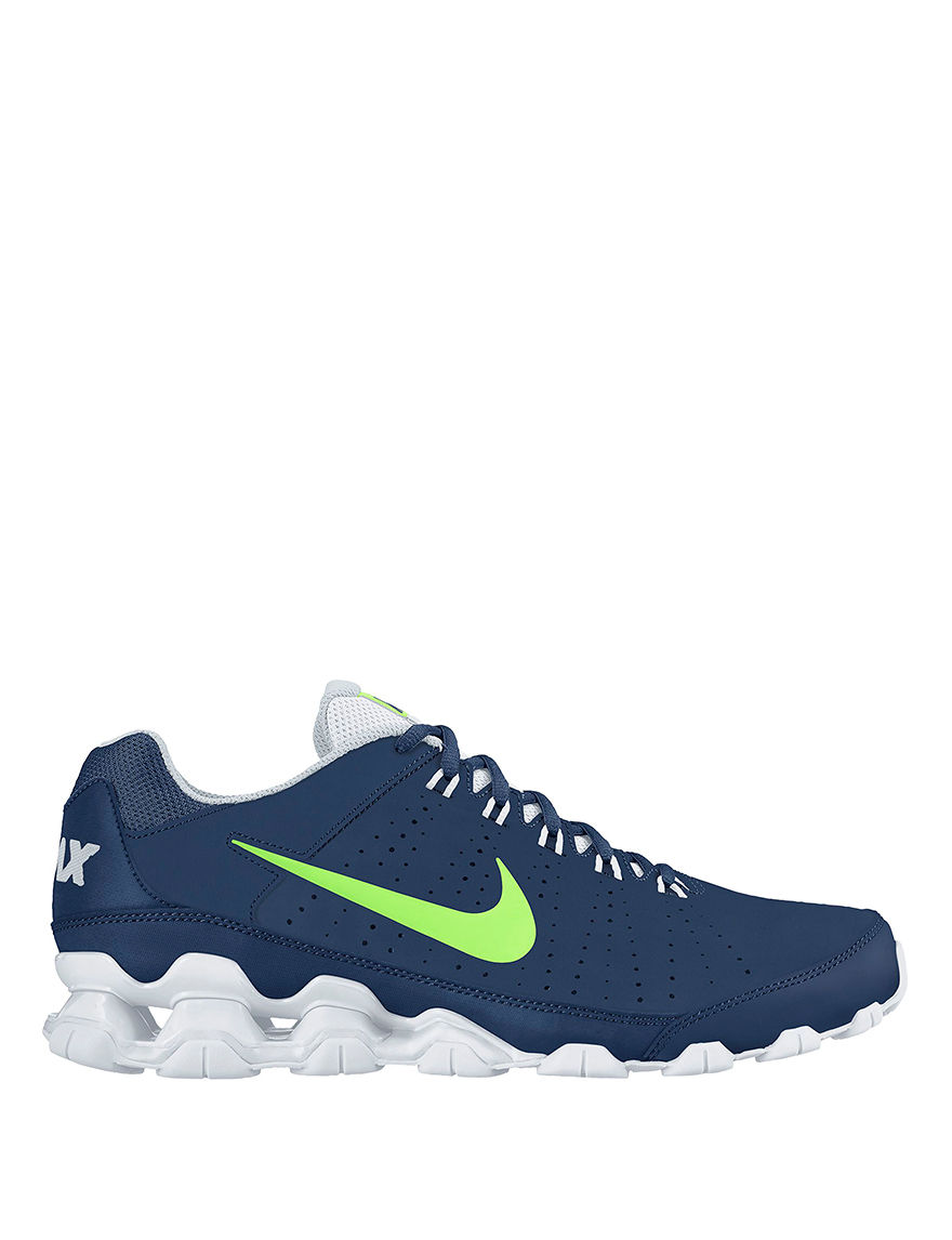 Nike Navy / Lime