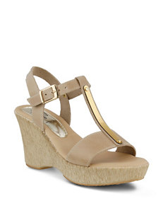 Spring Step Durian T-Strap Wedge Sandal