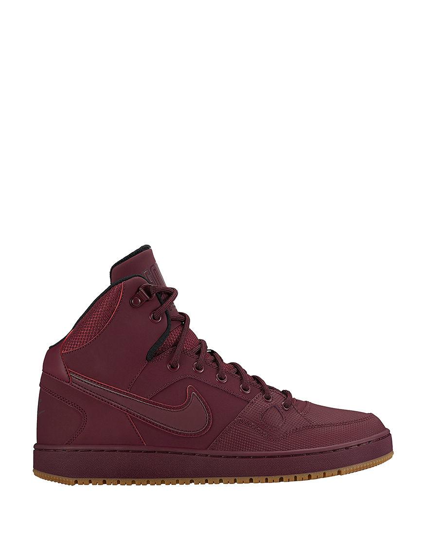 Nike Burgundy