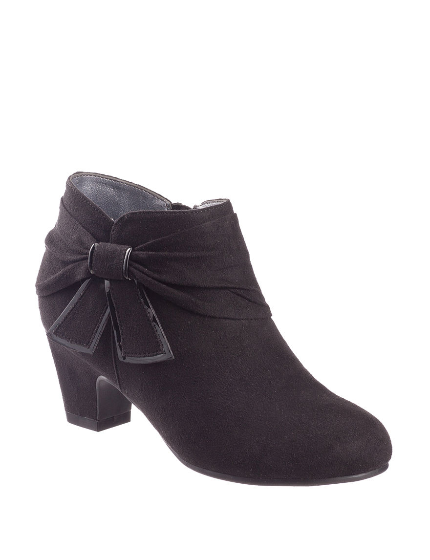 Wishful Park Black Ankle Boots & Booties