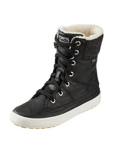 Keds® Juliet NYL Lace-Up Boots