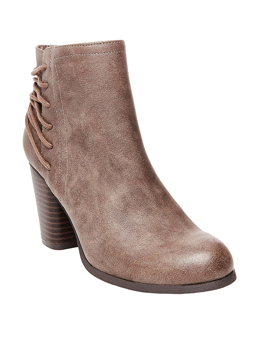 Madden Girl Stone Ankle Boots & Booties