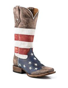 Roper Americana West Boots