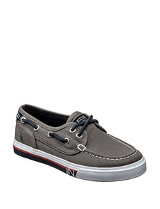 Nautica Spinnaker Boat Shoes – Boys 13-6
