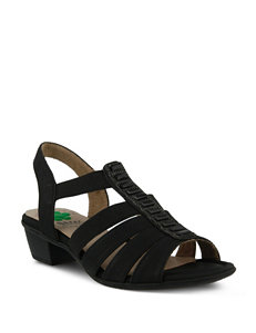 Spring Step Marisol Slide Sandals