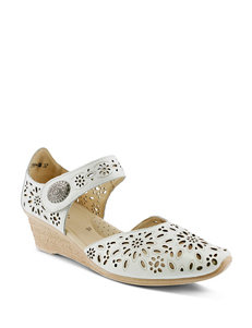 Spring Step Nougat Closed Toe Shoes