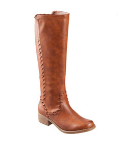 MIA Brown Riding Boots