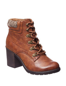 MIA Teddy Heeled Boots