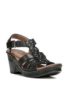 Natural Soul Riddick Heeled Sandals