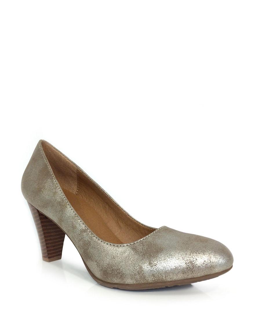 Groove Footwear Metallic Grey