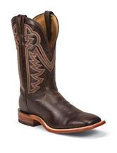 Tony Lama Rust Raven Americana Western Boots