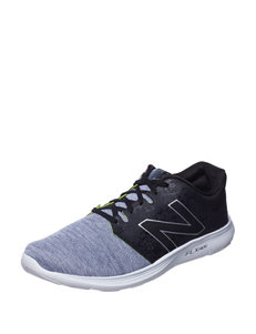 New Balance Grey / Black