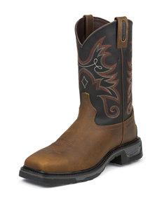 Tony Lama Walnut Tacoma TLX® Western Boots