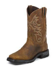 Tony Lama Sierra Badlands TLX® Waterproof Western Boots