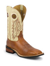 Tony Lama Suntan Rebel Americana Western Boots