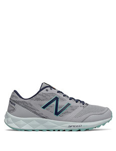 New Balance Grey / Navy
