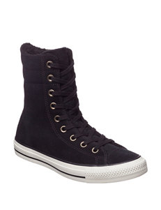 Converse Black/ Ivory