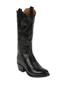 Tony Lama Black Western & Cowboy Boots
