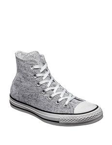 Converse Black / White