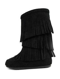 Rampage Bridie Moc Boots – Girls 11-5