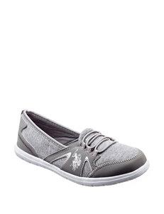 U.S. Polo Assn. Courtney Slip-on Shoes