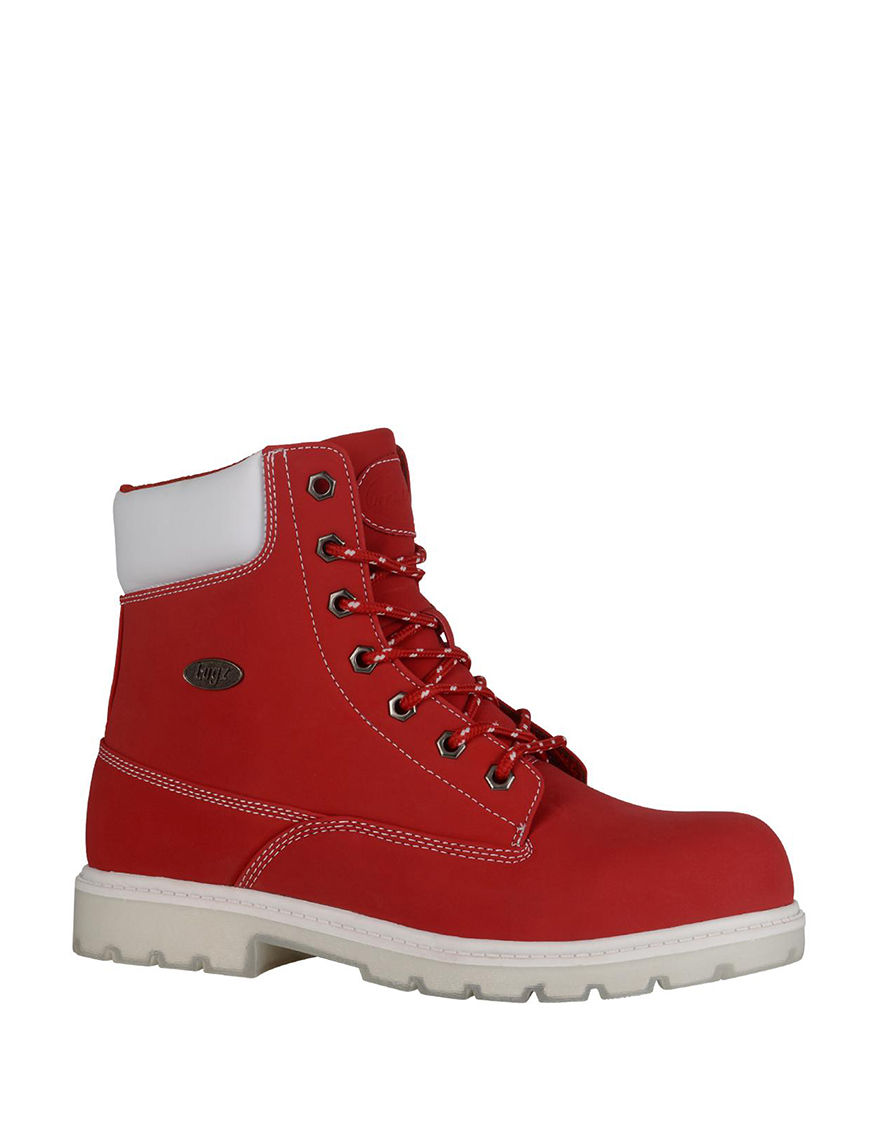 Lugz Red