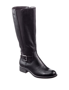 Wear. Ever. Black Riding Boots
