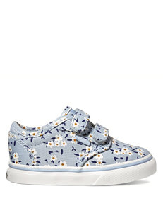 Vans Atwood Flowers Shoes – Toddler Girls 5-9